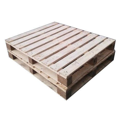 Manufacturer of Heavy Duty Wooden Pallet India